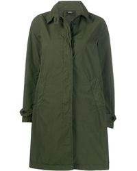 Aspesi シングルコート - グリーン