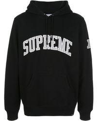 Supreme Raiders 47 Hoodie - Black