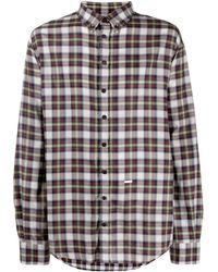 DSquared² - チェックシャツ - Lyst