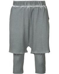 First Aid To The Injured - Spine Shorts - Lyst