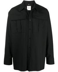 OAMC クラシック シャツ - ブラック