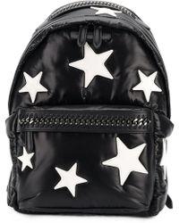 Stella McCartney - Falabella Go Stars Backpack - Lyst