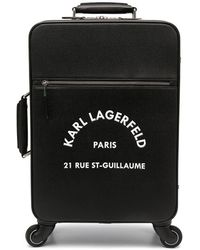 Karl Lagerfeld Rue St Guillaume Trolley Black