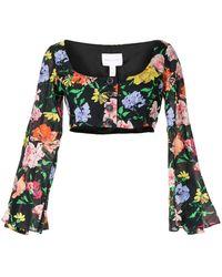 Alice McCALL Floral Picasso top - Multicolore