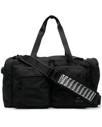 Nike ロゴ マルチポケット バッグ - ブラック