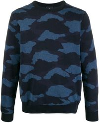 PS by Paul Smith - カモフラージュ セーター - Lyst