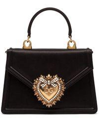 Dolce & Gabbana - Borsa tote Devotion - Lyst