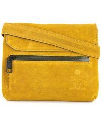 AS2OV Flap Shoulder Bag - Geel