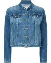 FRAME Le Vintage ジャケット - ブルー