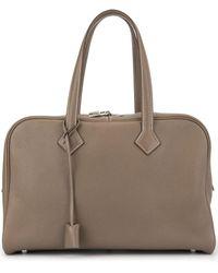 Hermès - Victoria 35 Hand Bag - Lyst