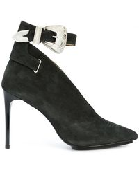 Toga Pulla - Buckle Strap Pumps - Lyst