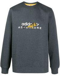 adidas - Adventure グラフィック Tシャツ - Lyst