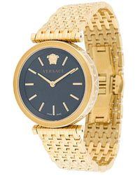 Versace Наручные Часы V-twist 36 - Металлик