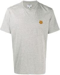 KENZO タイガー Tシャツ - グレー