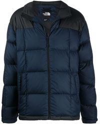 The North Face Quilted Puffer Coat - Blue