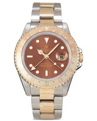 Rolex 1991 pre-owned GMT-Master II 40mm - Mehrfarbig