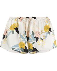 Gilda & Pearl - Shorts con stampa Isla - Lyst