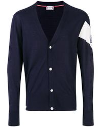 Moncler - Knitted Cardigan - Lyst