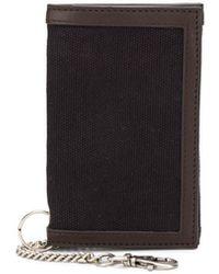 Rassvet (PACCBET) 三つ折り財布 - ブラック