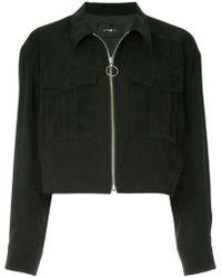 G.v.g.v - Zipped Short Jacket - Lyst
