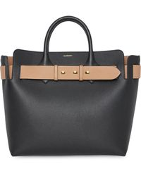 Burberry Bolso The Belt Bag grande - Negro