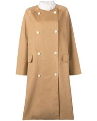 Dusan - Long Trench Coat - Lyst