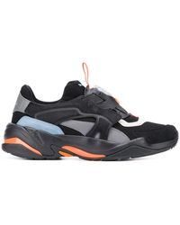 PUMA Thunder Disc Sneakers - Zwart