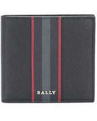 Bally Картхолдер С Логотипом - Черный