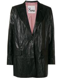 8pm - Hopped Varnished Jacket - Lyst