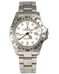 Rolex - Наручные Часы Pre-owned Explorer Ii 40 Мм 1987-го Года - Lyst