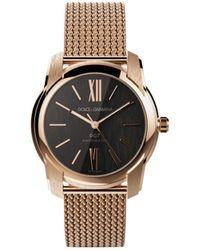 Dolce & Gabbana Dg7 40mm 腕時計 - ピンク