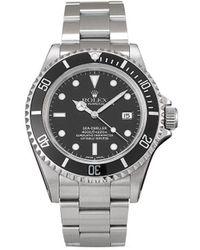 Rolex - Наручные Часы Sea-dweller Pre-owned 40 Мм 2000-х Годов - Lyst