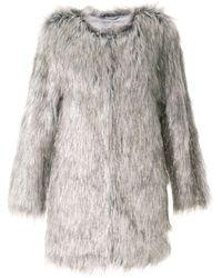 Unreal Fur Wanderlust Faux-fur Coat - Metallic