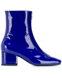 Dorateymur Double Delta ブーツ - ブルー