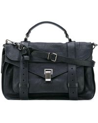 Proenza Schouler Ps1 + Medium - Zwart
