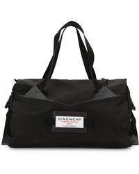 Givenchy Downtown ダッフルバッグ S - ブラック