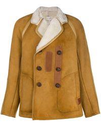 Maison Margiela Buttoned Jacket - Многоцветный
