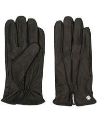 MICHAEL Michael Kors - Elasticated Cuff Gloves - Lyst
