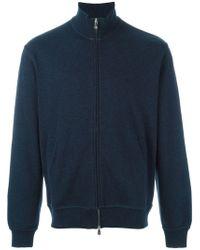 Brunello Cucinelli - Sweatshirt mit Reißverschluss - Lyst