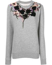 Antonio Marras - Laced Sweatshirt - Lyst