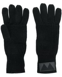 Marc By Marc Jacobs - Ribbed Knit Gloves - Lyst