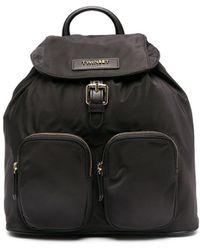 Twin Set Рюкзак С Логотипом - Черный