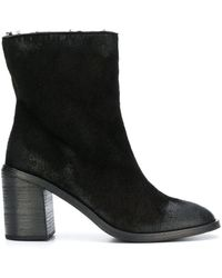 Marsèll - Distressed Ankle Boots - Lyst