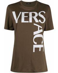 Versace - Футболка С Логотипом Medusa - Lyst