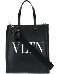 Valentino Garavani Vltn トートバッグ - ブラック