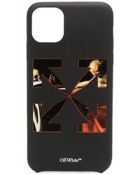 Off-White c/o Virgil Abloh - Чехол Для Iphone 11 Pro Max С Логотипом Arrows - Lyst