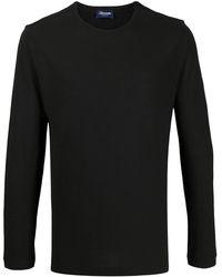 Drumohr - T-shirt à manches longues - Lyst