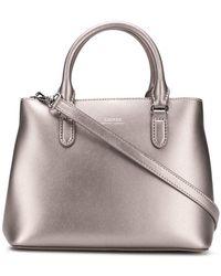 Lauren By Ralph Lauren Dryden Marcy Tote Women s Handbags In Brown ... 710f2c9a8cf49