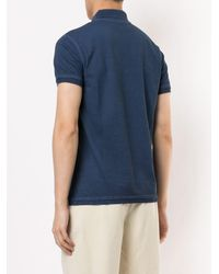 Zadig & Voltaire Trot Short-sleeved Polo Shirt - Blue