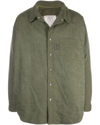 READYMADE - オーバーサイズ ロゴシャツ - Lyst